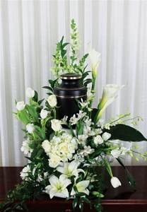 Modern Gift Wrapping Ideas - loved and missed urn arrangement rose amp blossom spokane florist spokane valley florist