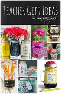 Gift Ideas For Teachers - gift ideas jar crafts