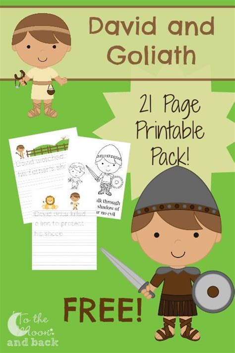david and goliath crafts for 152 best images about bible david on 1 samuel