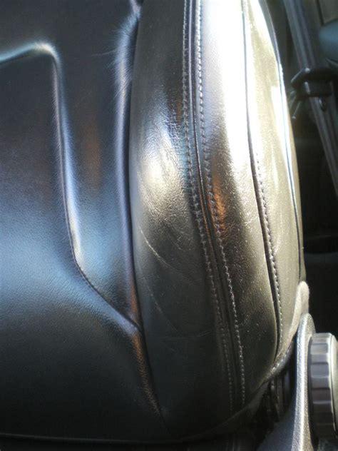 reparer siege cuir r 233 parer un c 244 t 233 de si 232 ge en cuir noir int 233 rieur v 233 hicule