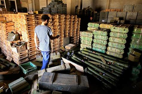 tactical warehouse philippines libyan rebels manufacture their own weapons and armored