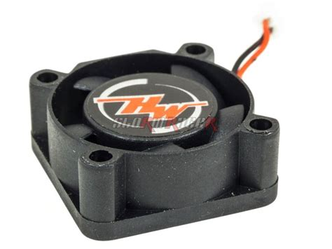 Hobbywing Esc Fan 12v By Rclung fan hobbywing 25x25x10mm for esc 12v 86080051 quạt tản