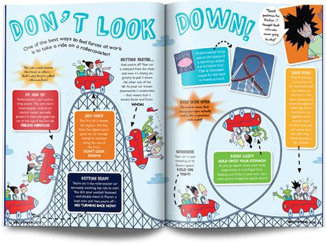 game design articles science for kids goes whizz pop bang a new magazine for