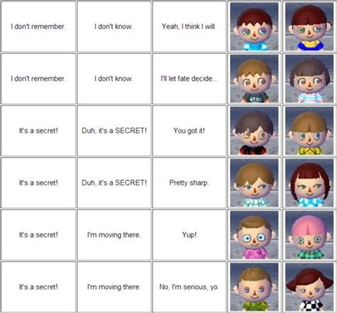 all acnl hairstyles with colours acnl hair do s chart 2 boy girl hair styles
