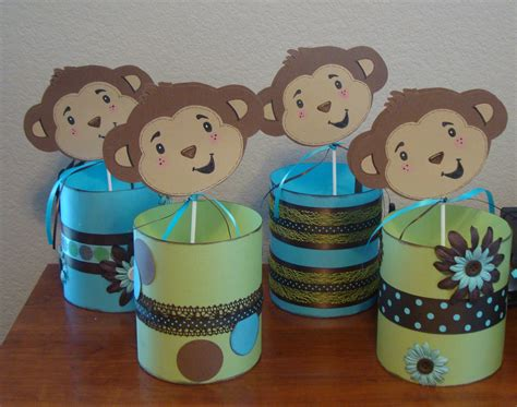 Monkey Baby Shower Theme by Monkey Themed Baby Shower Favors Ideas