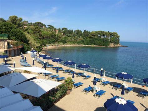 spiagge porto santo stefano spiaggia picture of hotel villa domizia porto santo