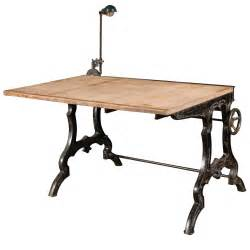 vintage industrial desk at 1stdibs