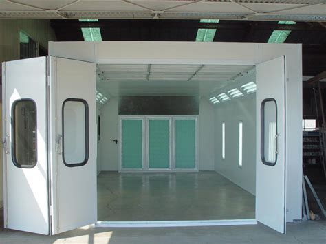 Auto Paint Booth Sale Auto Paint Spray Booths How To Rent A Paint Booth How