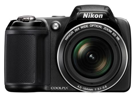 ces 2014 nikon announces 4 new coolpix l series cameras