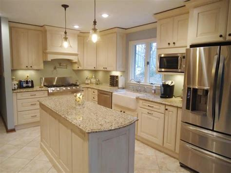 traditional kitchens with islands photo page hgtv