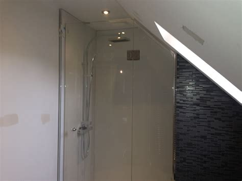 Glass Shower Screens Bespoke Solid Surfaces Limited Bespoke Glass Shower Doors