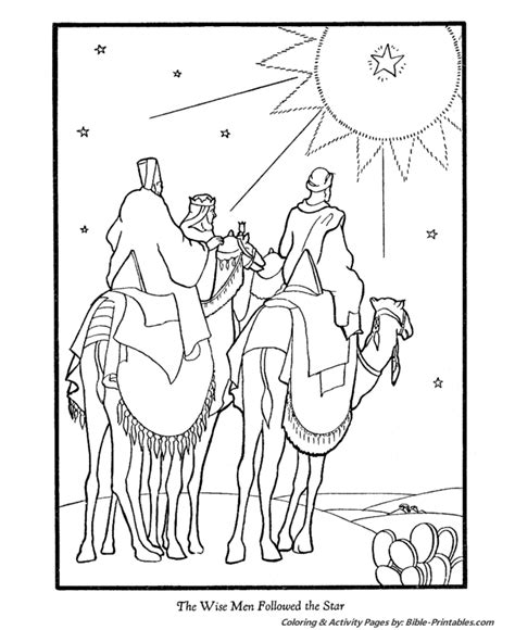 new creations coloring book series santa books the story coloring pages three wise