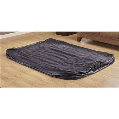 intex supreme air flow air mattress with built in electric 233908 air beds at
