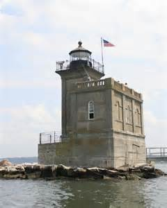 lighthouses of the u s downstate new york