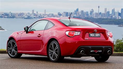 Toyota 86 Top Gear Review Toyota 86 Top Gear