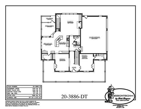 custom home floor plans free ftempo