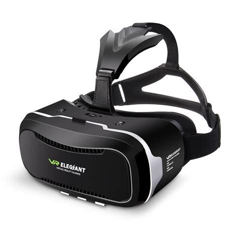 Vr Glasses reality headset elegiant 3d vr glasses reality box for 3d