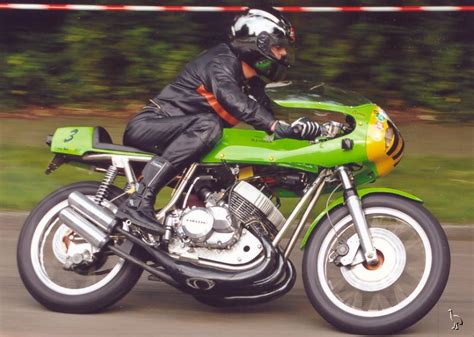 A Frame House Kit Rickman Motorcycles Return Of The Cafe Racers