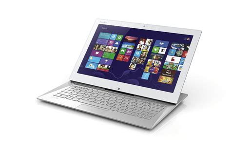 Tablet Sony Vaio Windows 8 sony vaio duo 13 windows 8 pro ultrabook release date