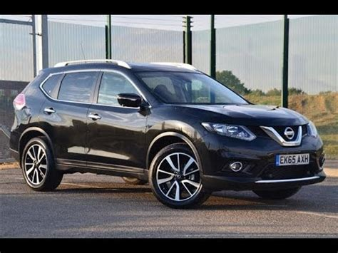 2017 nissan x trail review youtube