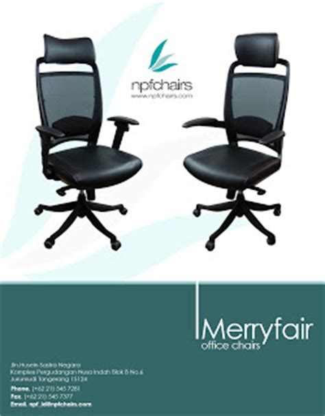 Merry Fair Chairs by Pt Nuponix Ertowindo Office Chairs Solution Merryfair