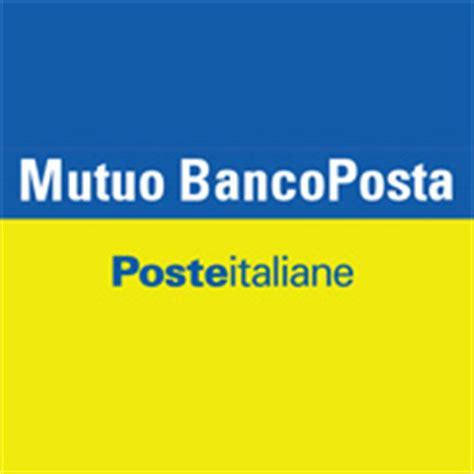 poste italiane mutui prima casa mutui bancoposta mutuo banco posta poste italiane