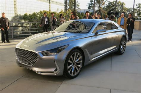 hyundai relaunches genesis as global luxury brand motor