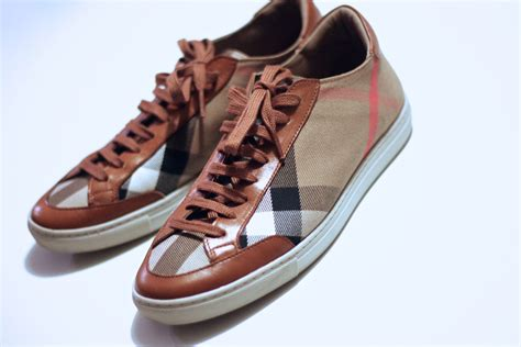 burberry shoes burberry sneakers mens