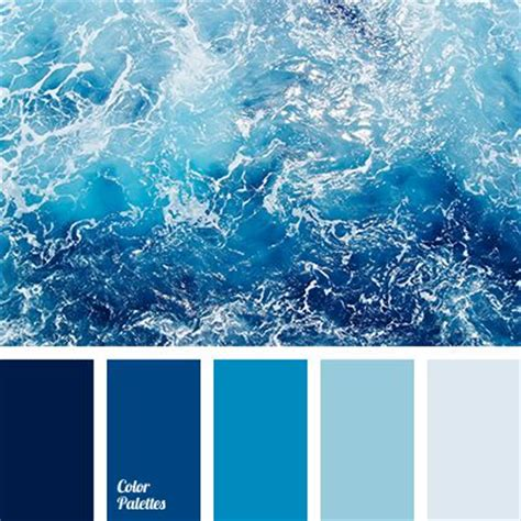 Apply The Blue Color For A Cool Living Room Interior by Blue Color Palettes Celadon Color Of Sea Wave Color Of
