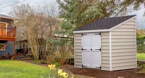 custom lean  sheds  large  small spaces