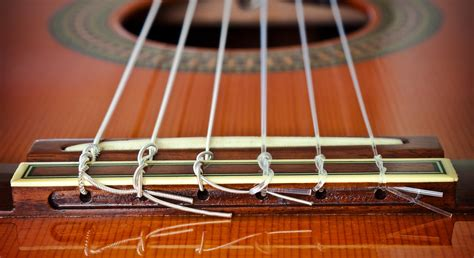 Guitar String - how to change strings on classical guitars guitar adventures