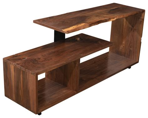 entertainment centers and tv stands black walnut entertainment center rustic entertainment