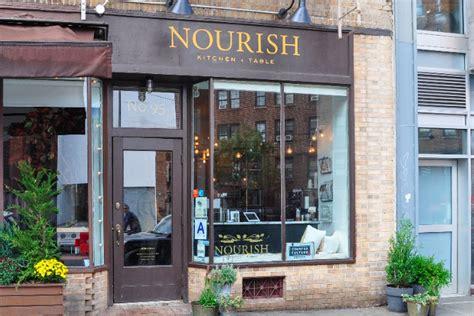 nourish kitchen table tempting west goers