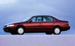 1997 Toyota Camry Pictures Car And Driver
