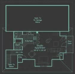 garage living space floor plans southern cottages house plans shingle rv garage