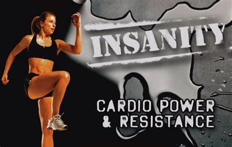 imagenes insanity workout insanity mi opini 243 n de la rutina cardio power and