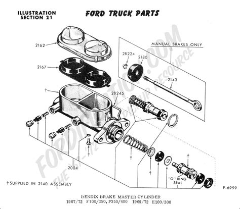 repair anti lock braking 1985 ford escort engine control ford brake master cylinder diagram ford truck technical drawings and schematics section b