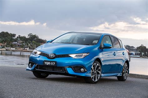 Hatch Toyota Toyota Cars News 2015 Corolla Hatch Bows In Below 20k