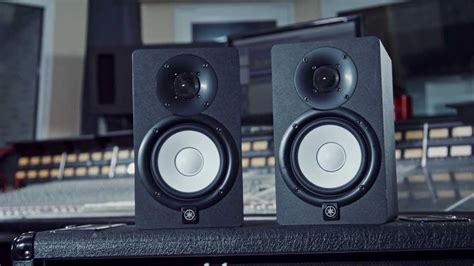 Speaker Monitor Yamaha Hs5 by Studio Monitor Speaker Review Yamaha Hs5