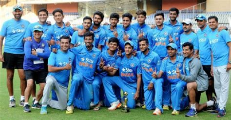 world cup tomorrow history awaits dravid s boys at u 19 world cup