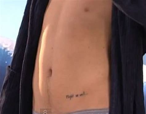 harry styles tattoo harry styles 17 black inofashionstyle