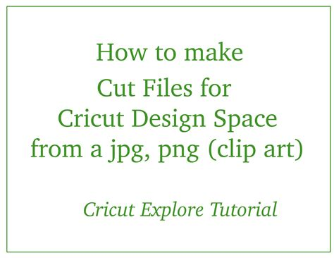 free clipper cutting how to cut files for explore with jpg png files