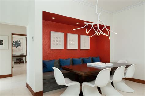 Bench Seating Dining Room by Dining Benches And Banquettes Dining Room Contemporary