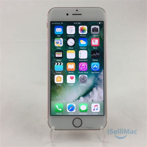 apple gsm unlocked iphone 6s 64gb gold mkqr2vc a b grade warranty ebay
