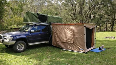 homemade 4wd awning homemade diy ute truck canopy cer with buit in