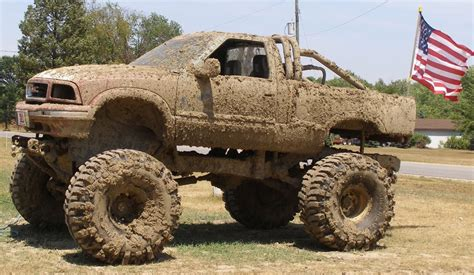 muddy monster truck videos image gallery dirty truck