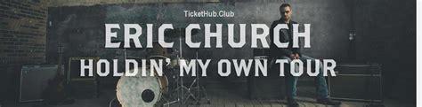 eric church concerts in ohio