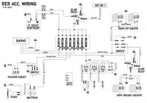 polaris rzr wiring diagram wiring free wiring diagrams