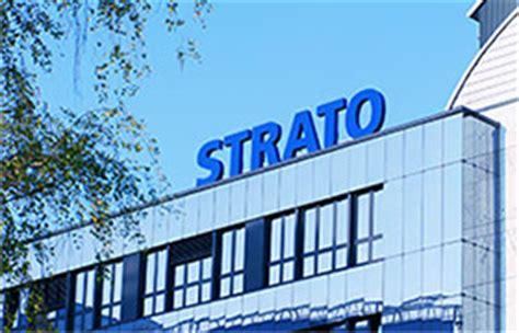 Strato Kunden Hotline by Strato Will Im Markt F 252 R Hosting L 246 Sungen Auch