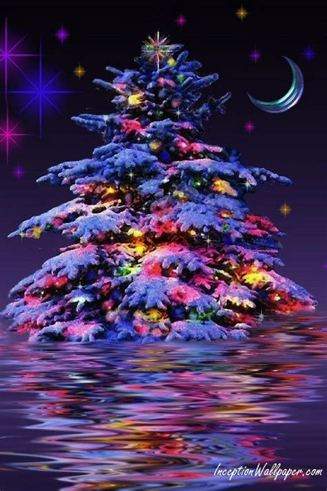 sexy christmas tree 15345 3d christmas tree wallpaper